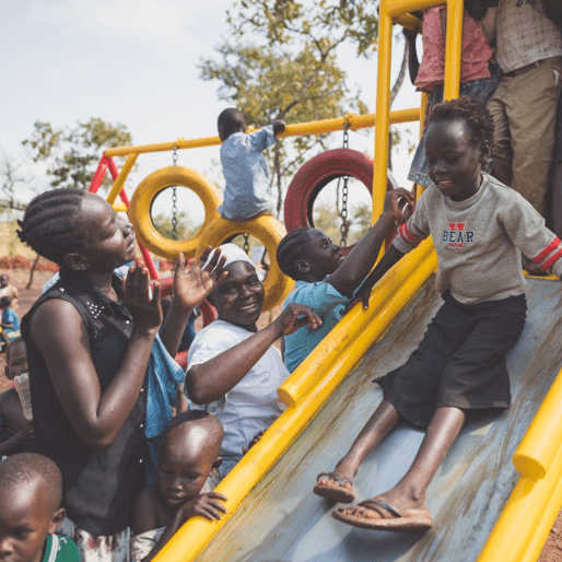 East African Playgrounds Gorilla Trek in Uganda - Betsy Lake