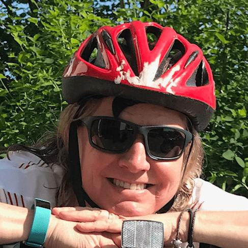 Woman v Cancer Cycle To Paris 2018 - Emma Reid
