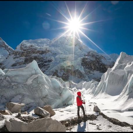 National Autistic Society Everest Base Camp 2021 - Flora Bailey