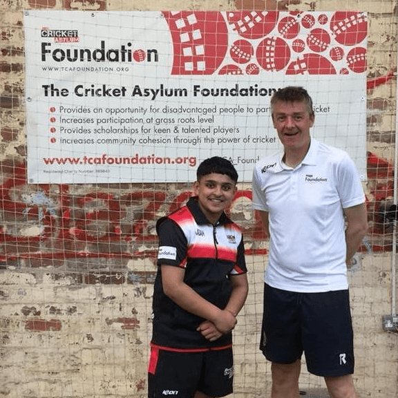 The Cricket Asylum Foundation