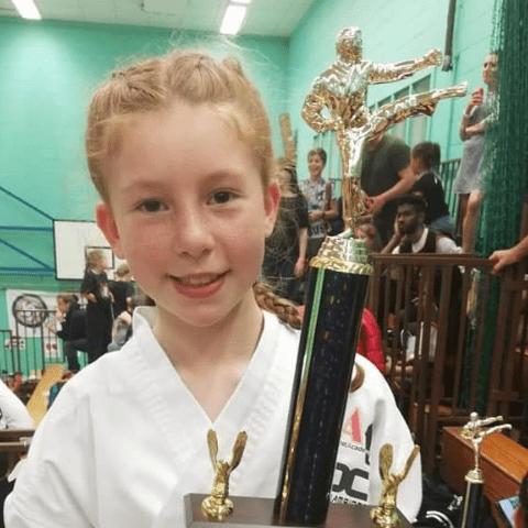 WMAG World Competition 2019 - Elizabeth Benn