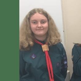 World Scout Jamboree USA 2019 - Amy Dalby