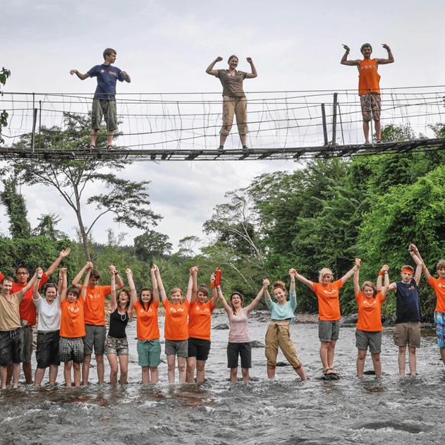 Camps International Borneo 2021 - Tilly Cast