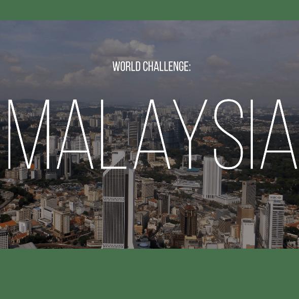 World Challenge Malaysia 2019 - Teegan Gray