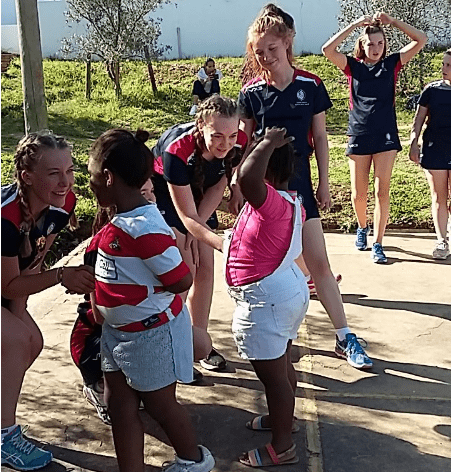 King's Worcester Sports Tour - South Africa 2018