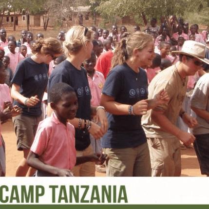 Camps International Tanzania 2019 - Molly Munro