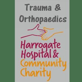#TeamOrthoHDH - Harrogate Hospital and Community Charity