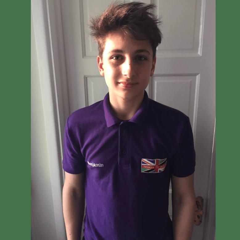 Hampshire Scout Tanzania 2017 - Ben Norman