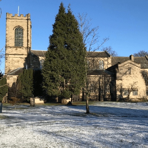 St Augustine's Church Rugeley