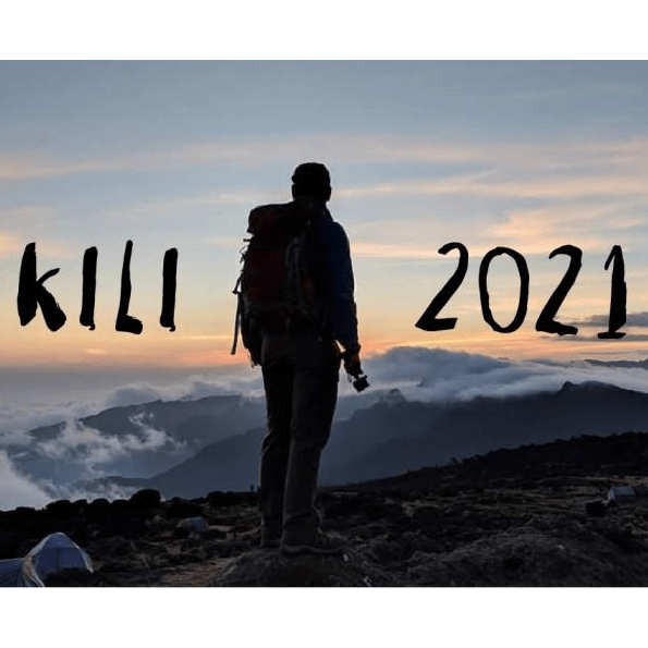 Dig Deep Kilimanjaro 2021 - Jonathon Healy