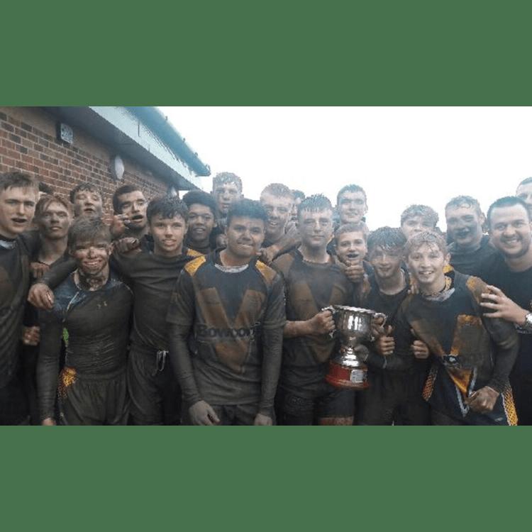Leigh Miners U16's Tour
