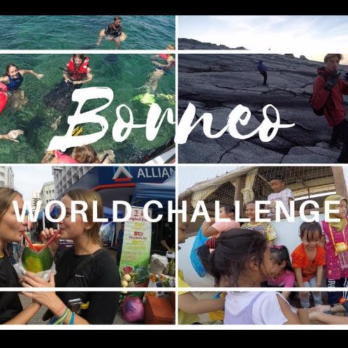 World Challenge Borneo 2022 - James O'Neill