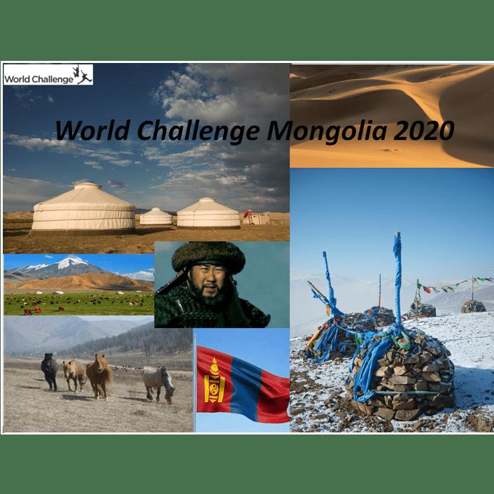 World Challenge Mongolia 2020 - Alex Nikoloudakis