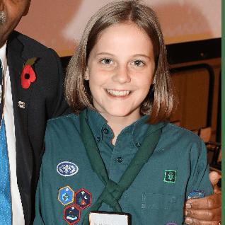 World Scout Jamboree 2019 - Beth Yuill