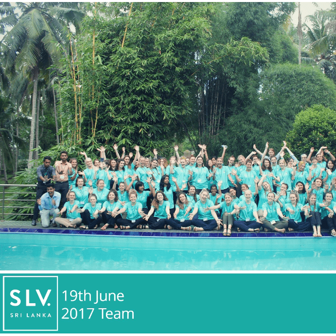 SLV Global Bali 2018 - Charlotte Smith