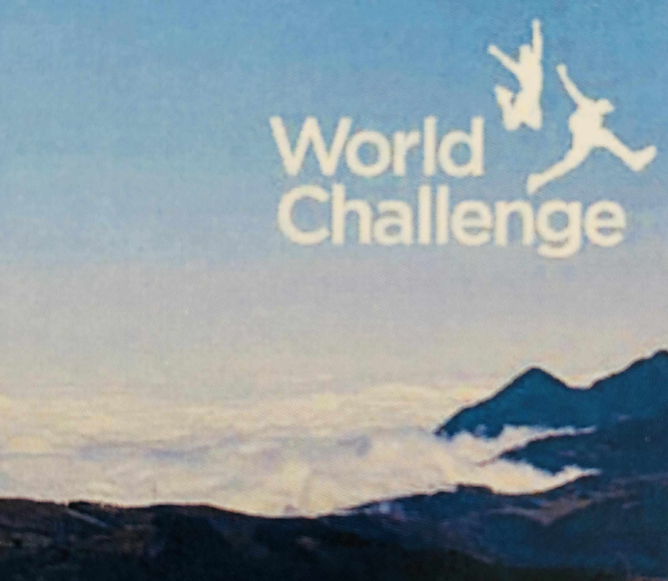 World Challenge Ecuador 2021 - Megan Wilkinson