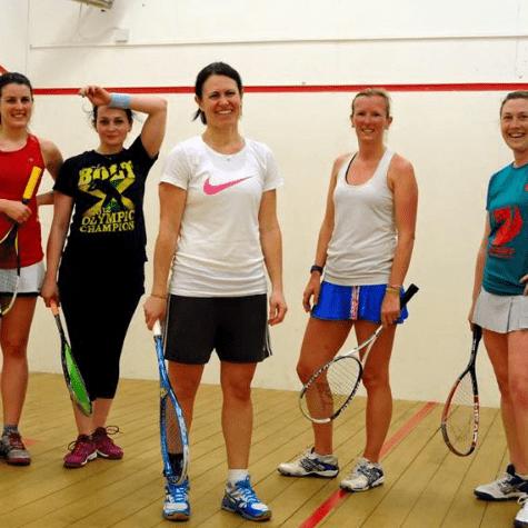 Spencer Squash Club