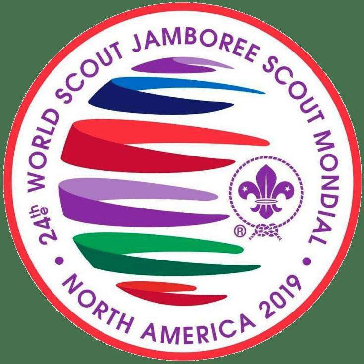World Scout Jamboree 2019 USA - Ollie Row