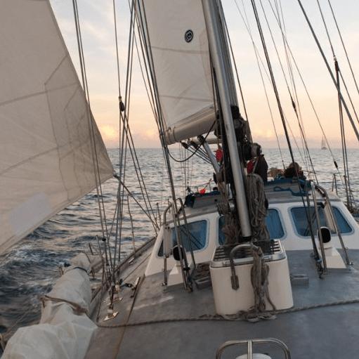Tall Ships Race 2018 - Abigail Lambert