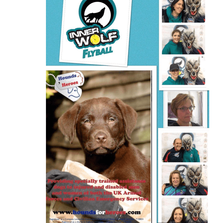 Inner Wolf Hounds For Heroes