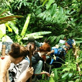 World Challenge Borneo and Malaysia 2019 - Celia Court