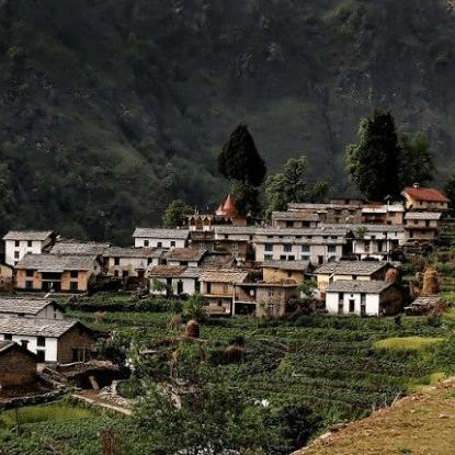 World Challenge Uttarakhand 2019 - Aidan Helliwell