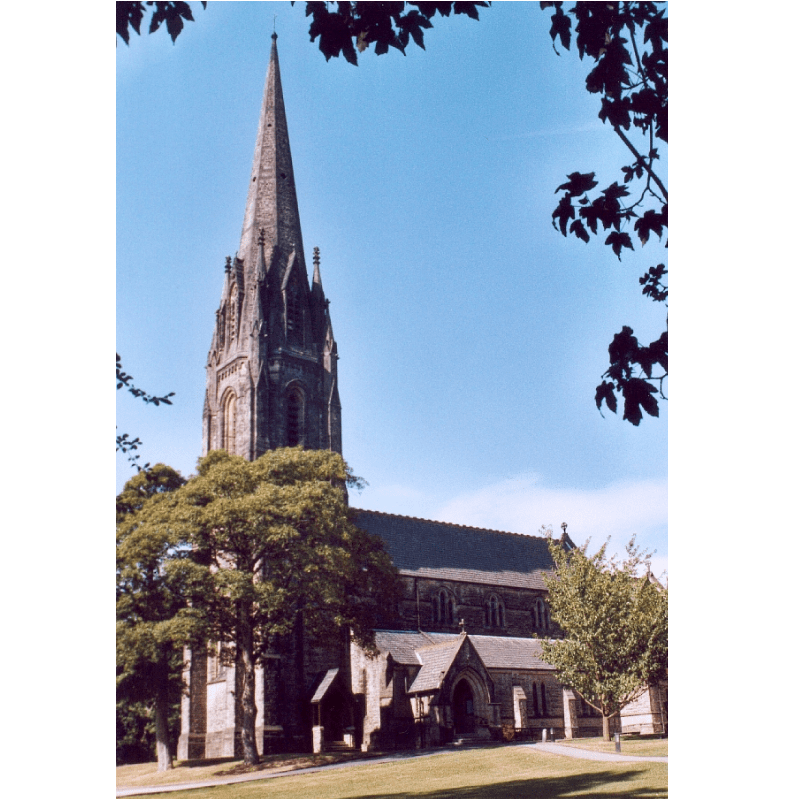 Our Lady and All Saints Church - Parbold