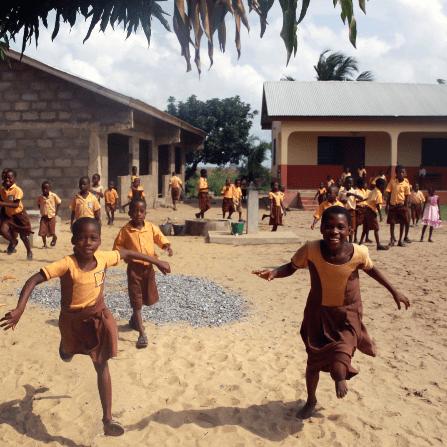 African Adventures Ghana - Michelle Davies