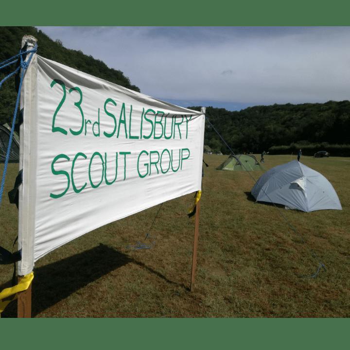 Switzerland  2019 - 23rd Salisbury Scouts