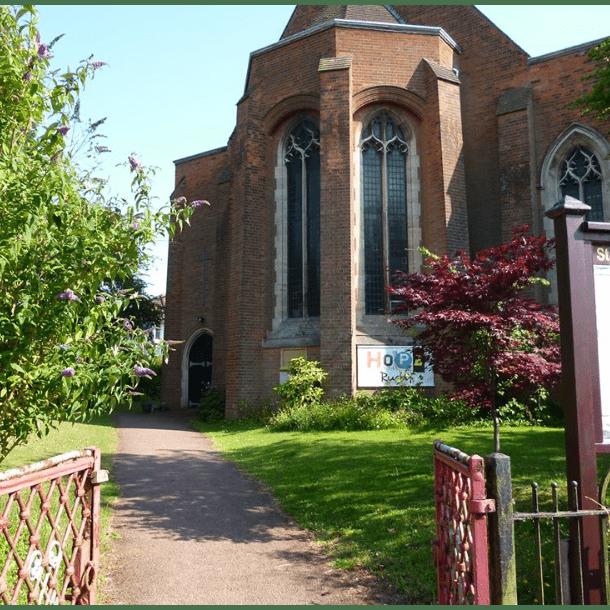 St Peter & St John's Church - Rugby