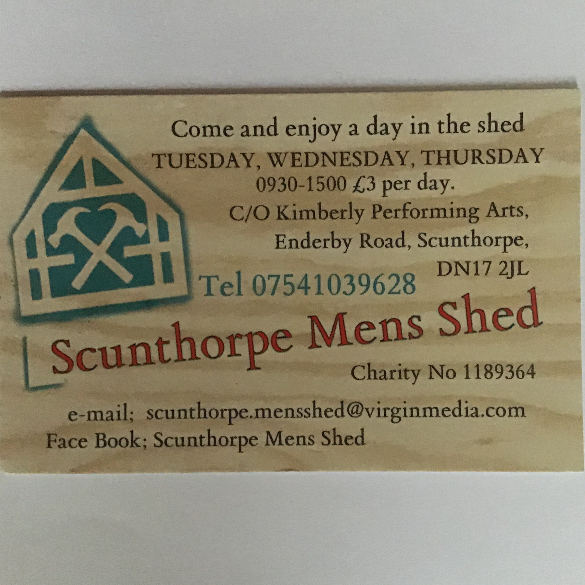 Scunthorpe Mens Shed