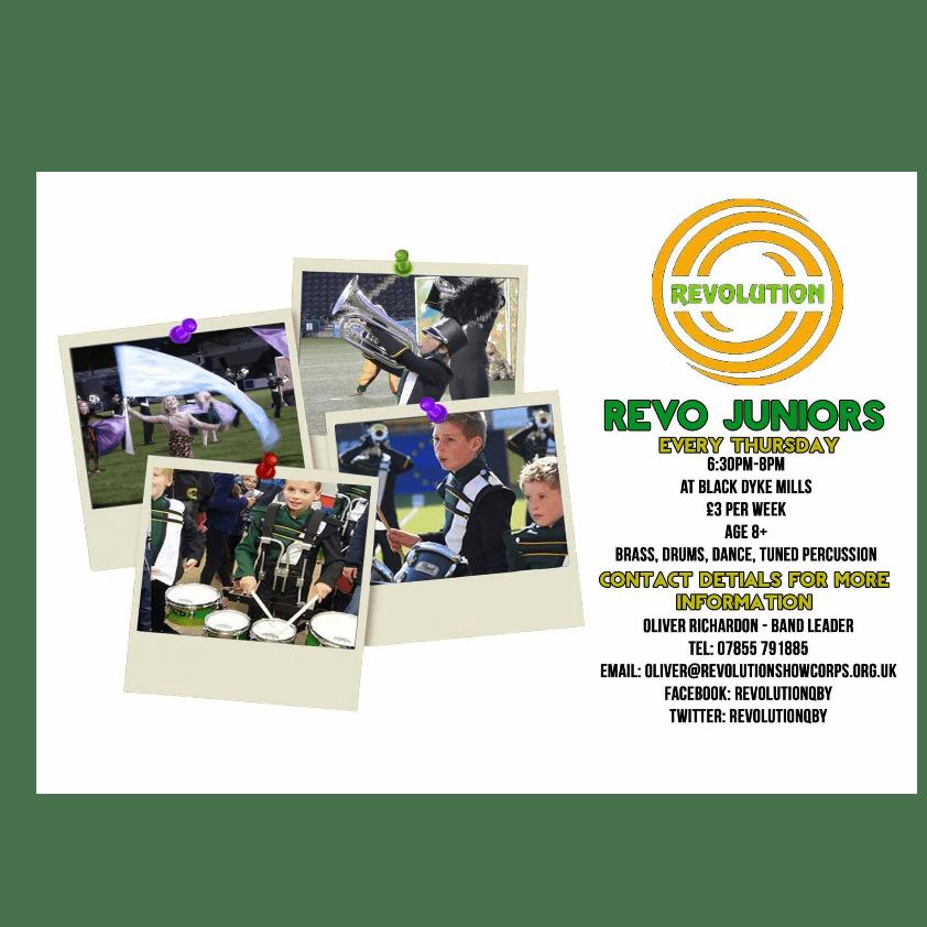 Revolution Show Corps - Juniors