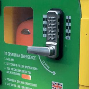North End Defibrillator Fund