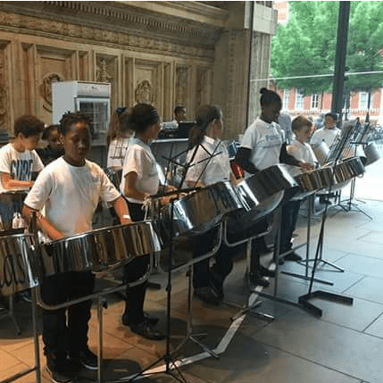 Panash Steel Orchestra