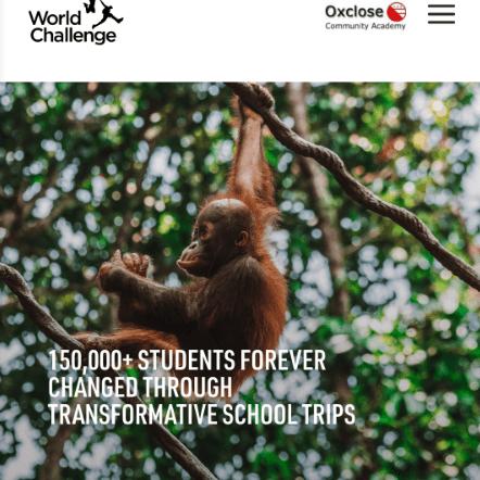World Challenge Borneo 2021 - Thomas Cummings