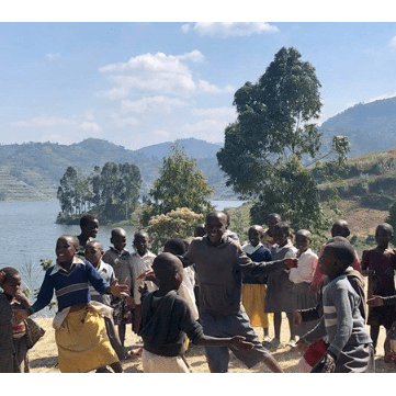 East African Playgrounds Gorilla Trek 2019 - Joseph Young