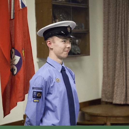 World Scout Jamboree USA 2019 - Jack Kellas