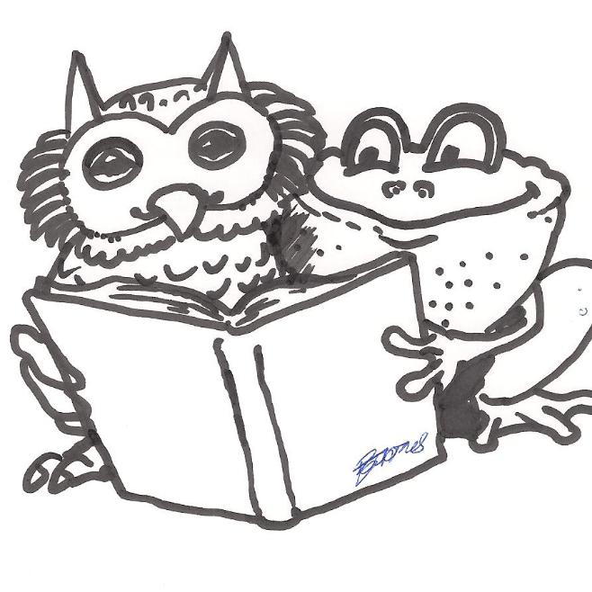 Frogs - Friends of Godwin School