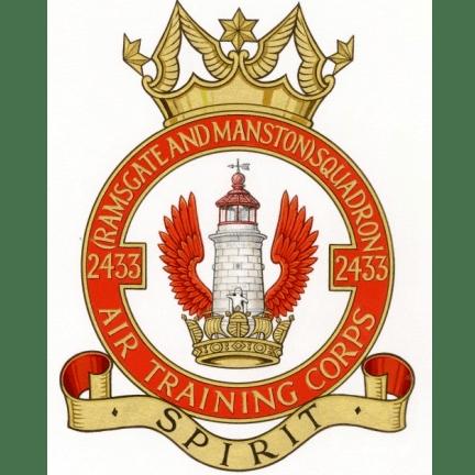 2433 Ramsgate & Manston Air Cadets