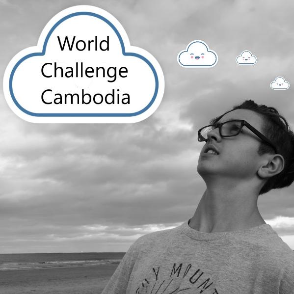 World Challenge  Cambodia 2020 - Jack Clark