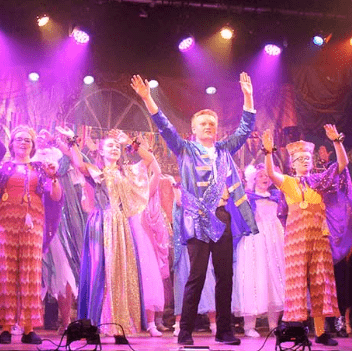 The Lyme Regis Pantomime Society