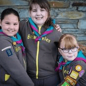 1st Roche Brownies Cornwall