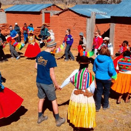 Camps International Peru 2020 - Will Thompson