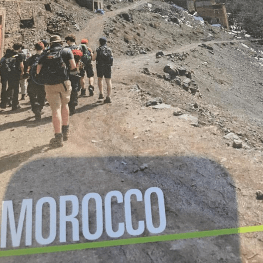 Outlook Expeditions Morocco 2021 - Jake Gibbs