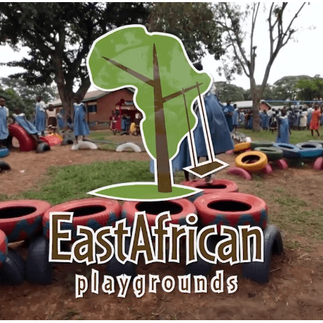East African Playgrounds Uganda - Louise Twidle