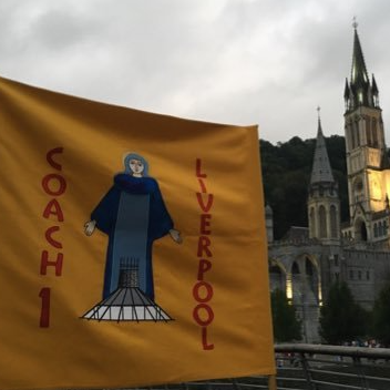 Liverpool Youth Pilgrimage to Lourdes - Coach 1
