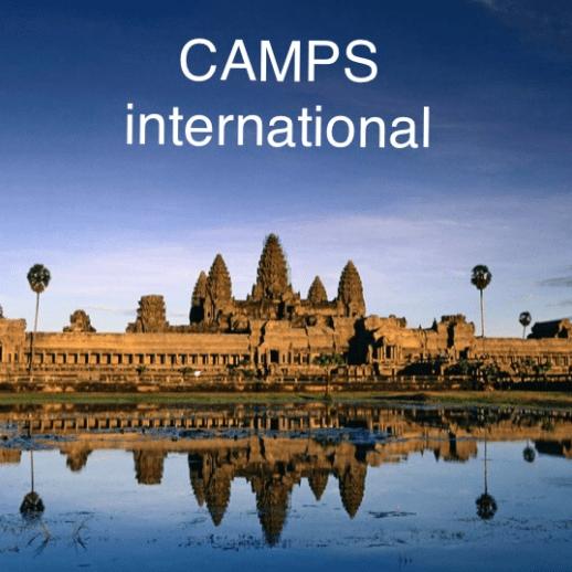 Camps International Cambodia 2021 - Rebecca Rose