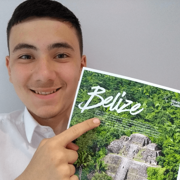 World Challenge Belize 2019 - Daniel Goveia