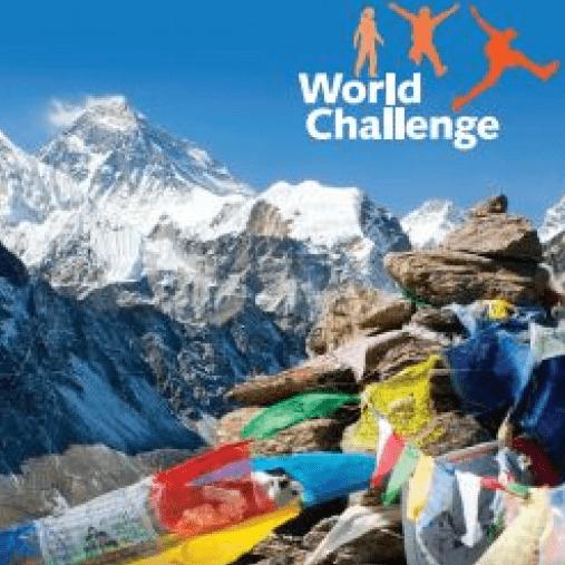 World Challenge Nepal 2020 - Abbie Smallcombe