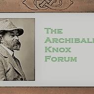 The Archibald Knox Forum
